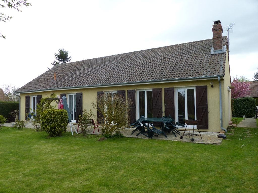 Maison Tremblay Les Villages 5 pi�ce(s) 124 m2